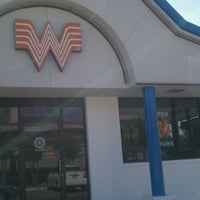 Photo taken at Whataburger by Kathryn K. on 9/30/2011