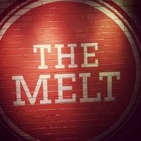 Photo taken at The Melt by Matt S. on 1/25/2012