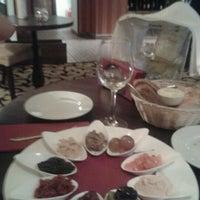 Photo taken at Fortas restorāns by Sabīne S. on 5/2/2012