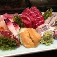 Photo taken at Tsumura Sushi Bar & Restaurant by Yassan M. on 5/7/2012