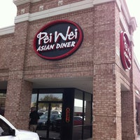 Photo taken at Pei Wei by Randall W. on 11/25/2011