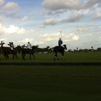 Photo taken at The 7th Chukker @ IPC by Sandy Pallot K. on 2/19/2012