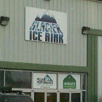 Photo taken at Glacier Ice Rink by Joss on 11/18/2011
