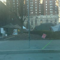 Photo taken at #OccupyPittsburgh by Keean on 1/10/2012