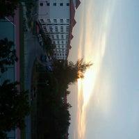 Photo taken at Kolej Kemahiran Tinggi Mara, Beranang, Selangor by Azri A. on 3/20/2012