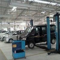 Photo taken at Automotive Mfrs. - Maruti by Parth V. on 7/31/2012
