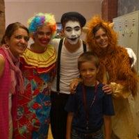 Photo taken at Gimnasio La Colina School by Adriana M. on 9/16/2011