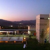 Photo taken at Universidad del Desarrollo by Sergio M. on 11/24/2011