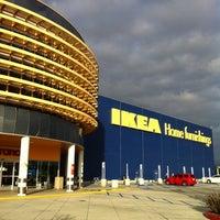Photo taken at IKEA by Jon W. on 12/23/2010