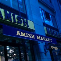 Photo taken at Amish Market Tribeca by Miriam B. on 11/5/2011