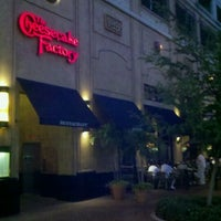 Photo taken at The Cheesecake Factory by Todd G. on 3/21/2011