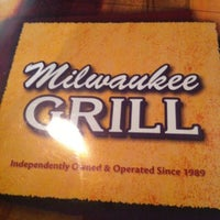 Photo taken at Milwaukee Grill by Chuck A. on 7/21/2012