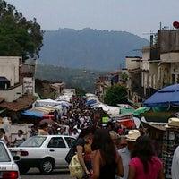 Foto tirada no(a) Mercado Artesanal de Tepoztlán por Patrick P. em 7/29/2012