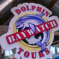 Photo taken at Baywatch Dolphin Tours by Tim R. on 5/13/2012