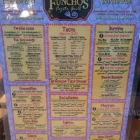 Photo taken at Funcho's Fajita Grill by Gary on 9/3/2012