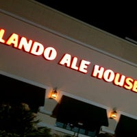 Photo taken at Miller's Orlando Ale House by Parker S. on 11/10/2011