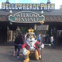 Photo taken at Bellewaerde by Kevin C. on 8/28/2012
