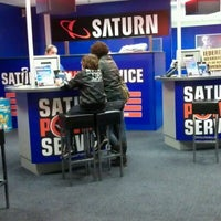 Photo taken at Saturn by Jantien v. on 10/12/2011