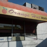 Photo taken at Orange Hut by Rodica C. on 7/17/2012