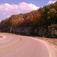 Photo taken at High Cliff State Park by Ronnie san on 10/11/2011