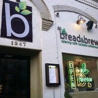 Photo taken at DC Bread & Brew by Bob B. on 7/29/2011