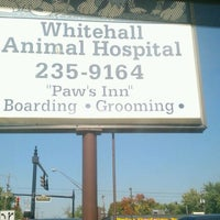 Photo taken at Whitehall Animal Hospital by Shadira D. on 10/6/2011