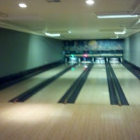 Photo taken at Southport Lanes & Billiards by Martin M. on 7/29/2012