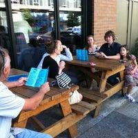 Photo taken at Schmizza Pub & Grub by Kristin B. on 8/9/2012