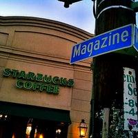 Photo taken at Starbucks by Chip K. on 11/4/2011