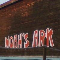 Photo taken at Noah's Ark by Caroline H. on 8/1/2011