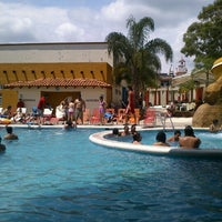 "Photo taken at Balneario Municipal ""El Bañito"" by Gisselle M. on 9/9/2012"
