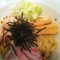 Photo taken at 三ツ矢堂製麺 武蔵小山店 by Minamikuma on 4/23/2012