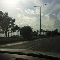 Photo taken at Antalya - Kemer Yolu by Gizem G. on 1/15/2012