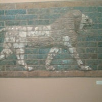 Photo taken at The Oriental Institute by Kyle G. on 9/4/2011