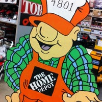 Photo taken at The Home Depot by Mike M. on 3/13/2011