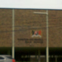 Photo taken at Churchill High School by Christopher U. on 4/9/2012
