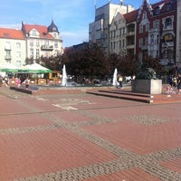Photo taken at Rynek by Marcin N. on 5/30/2012