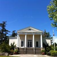 Photo taken at Heritage Hall by Oleg M. on 5/13/2012