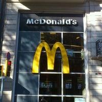Foto tomada en McDonald's por Hernan G. el 11/9/2011