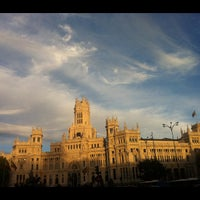 Photo taken at Madrid by Yaqoub S. on 8/28/2012