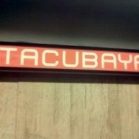 Photo taken at Metro Tacubaya by Yhoda on 10/24/2011