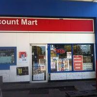 Photo taken at Spirit Discount Mart by Travis G. on 11/4/2011