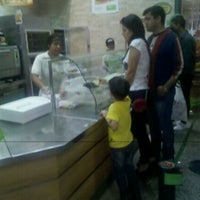Photo taken at Subway by Tiago F. on 11/13/2011