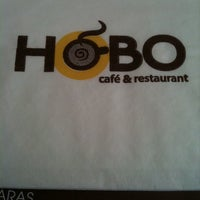 Photo taken at Hobo Cafe by Chantal V. on 9/30/2011