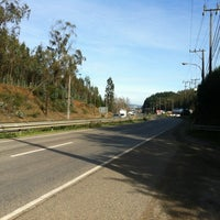 Photo taken at Ruta 150 by Patricio F. on 5/30/2012