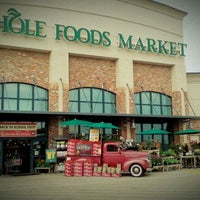 Photo taken at Whole Foods Market by Lisa P. on 8/6/2011