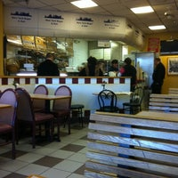Photo taken at New York Bagel & Deli by Beci M. on 12/24/2010