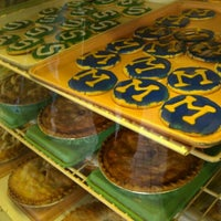 Photo taken at Johan's Pastry Shop by Lauren S. on 9/16/2011