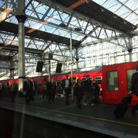 Photo taken at Platform 12 by PraewPavika T. on 10/10/2011