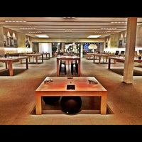 Photo taken at Apple Florida Mall by Michael F. on 2/17/2012